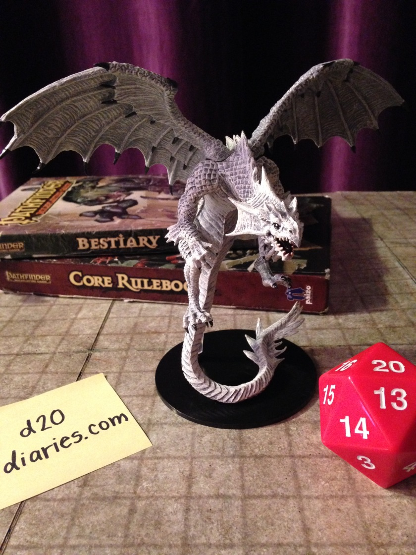 d20diaries dragon