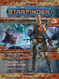 Dead Suns: Incident at Absalom Station