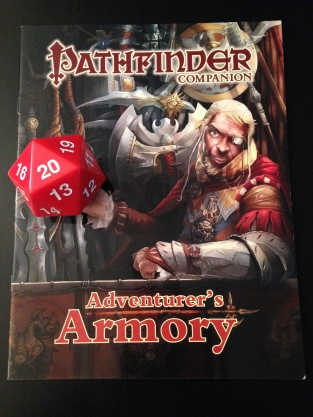 d20diaries Adventurers Armory