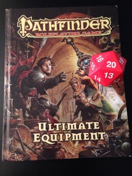 d20diaries Ultimate Equipment
