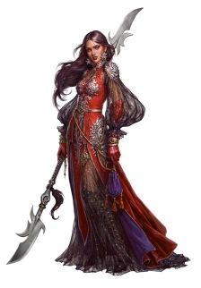 Sorshen Runelord of Lust