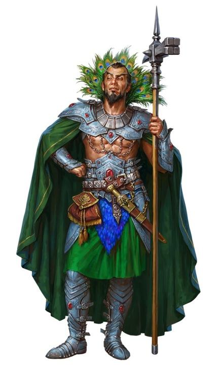 Xanderghul Runelord of Pride