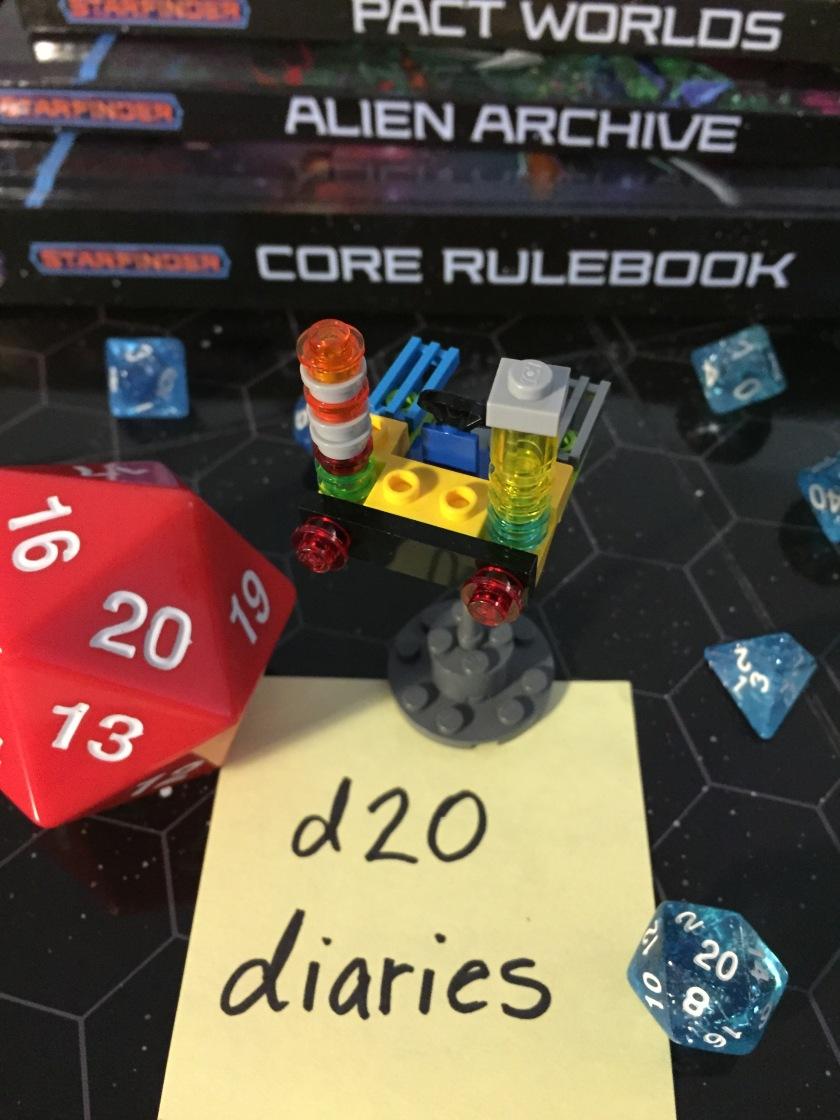 d20 diaries starship starfinder 5