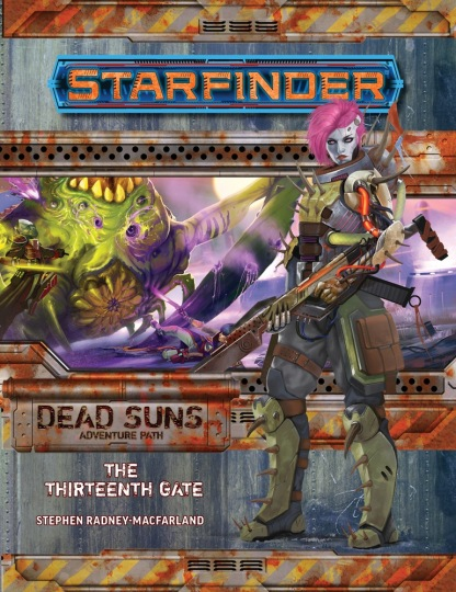Dead Suns: The Thirteenth Gate