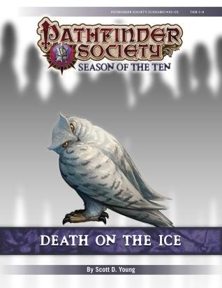 Death on the Ice Pathfider Season 10 - 02