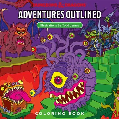Dungeons & Dragons: Adventures Outlined
