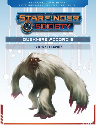 DUskmire Accor 9 Starfinder 1-22