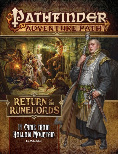 It Came From Hollow Mountain Mike Shel Return of the Runelords 2