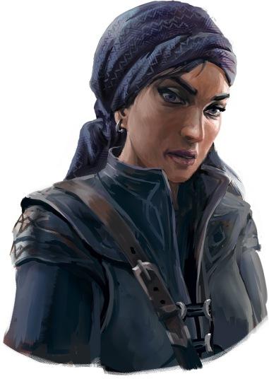 muhlia al-jakri - betrayal in the bones