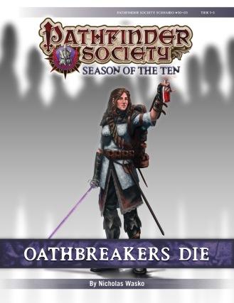 Oathbreakers Die Pathfinder Season 10 - 01