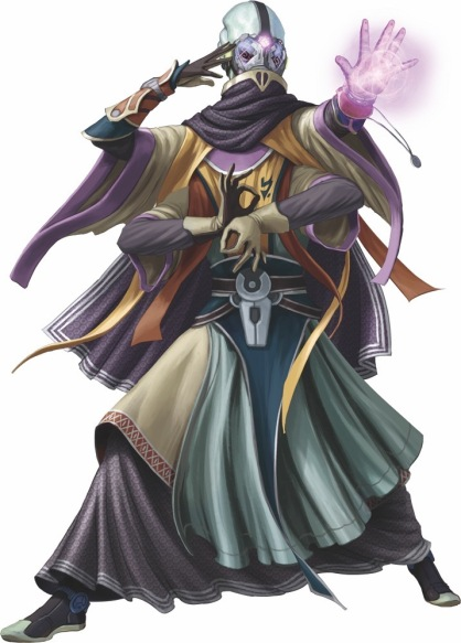 Paizo Starfinder Mystic Empath