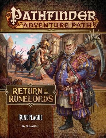 Runeplague Return of the Runelords 3 Richard Pett