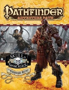 Skull and Shackles Wormwood Mutiny
