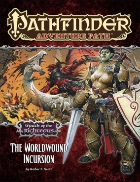 Wrath of the Righteous Worlwound Incursion