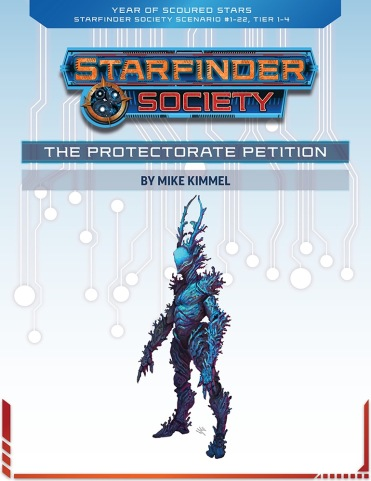1-22 Protectorate Petition
