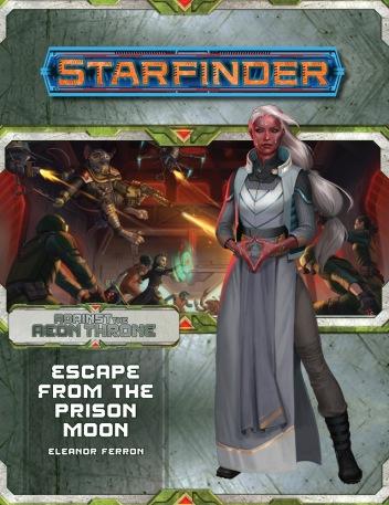 Against the Aeon Throne Escape from the Prison Moon Eleanor Ferron