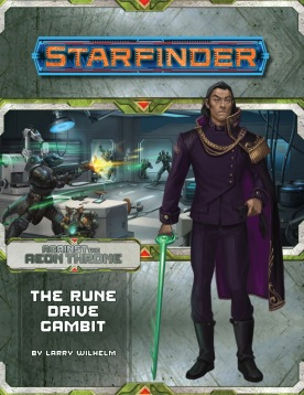 The Rune Drive Gambit (Against the Aeon Throne 3 of 3)