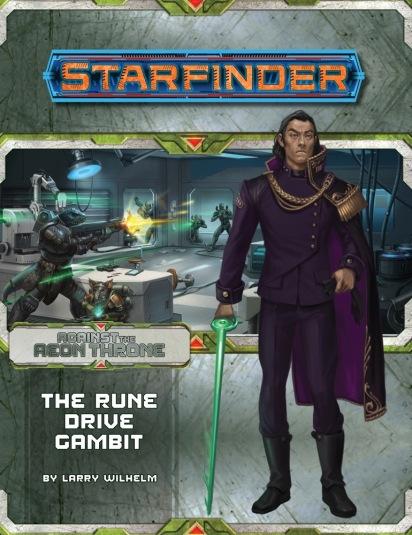 Against the Aeon Throne The Rune Drive Gambit