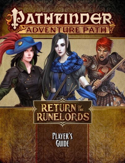 Return of the Runelords Players Guide