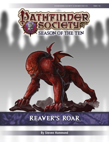 10-04 Reaver's Roar