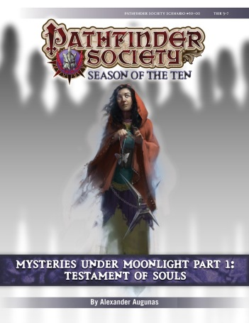 10-05 Mysteries Under Moonlight Part 1 Testament of Souls