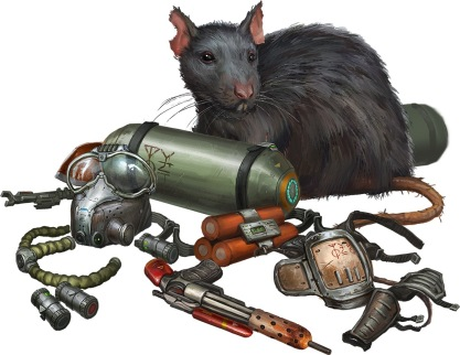 Ysoki Gear - Rat