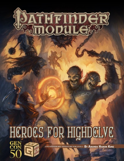 Heroes for Highdelve
