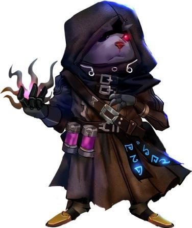 Ysoki Arcanamirium Sage from Starfinder: Pact Worlds
