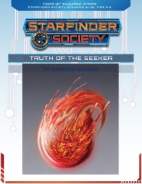 SFS #1-26: Truth of the Seeker