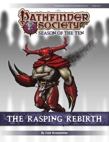 10-09 - The rasping Rebirth