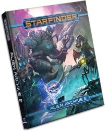 Starfinder Alien Archive 2