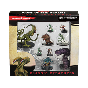 D&D Icons of the Realms: Classic Creatures