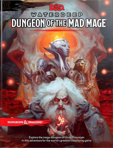 Waterdeep: Dungeon of the Mad Mage