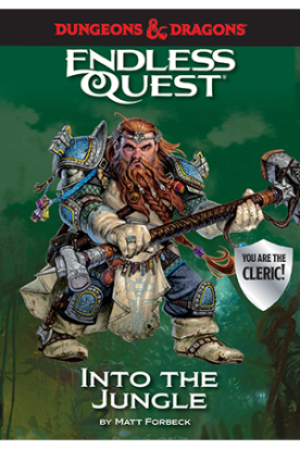 Endless Quest: Into the Jungle