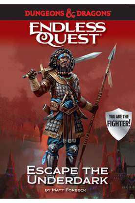 Endless Quest: Escape the Underdark