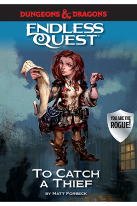 Endless Quest: To Catch a Thief