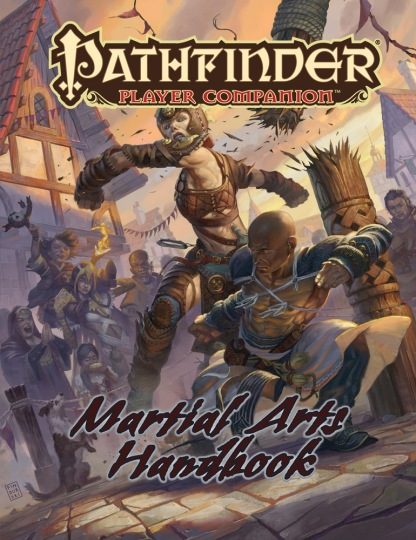 Pathfinder Player Companion: The Martial Arts Handbook