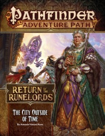The City Outside of Time (Return of the Runelords 5 of 6)