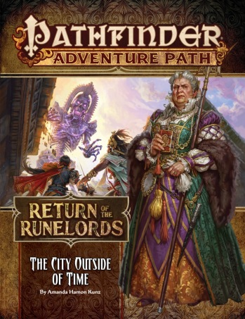 Return of the Runelords Book Five The City Outside of Time