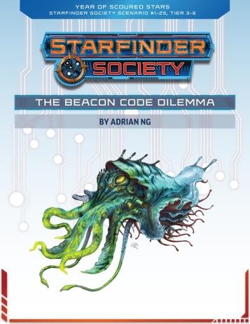 Starfinder Society Scenario 1-25 - Beacon Code Dilemma