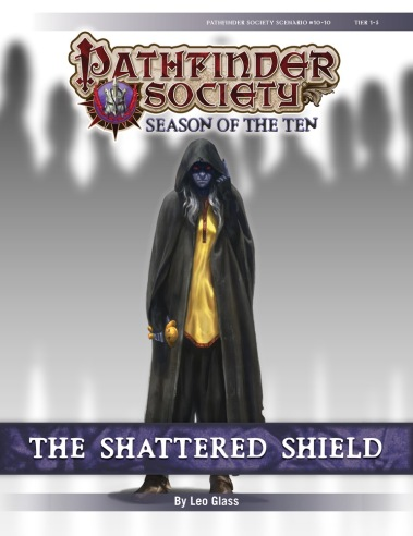 10-10 Shattered Shield
