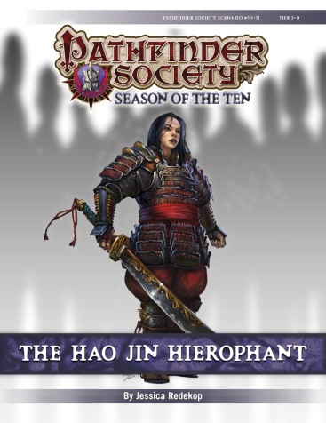 10-11 Hao Jin Hierophant