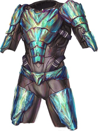 Alien Archive 2 - Glass Serpent -Armor