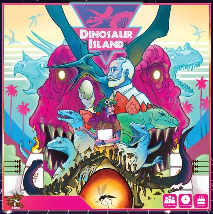 Dinosaur Island Box