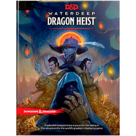 D&D: Waterdeep: Dragon Heist
