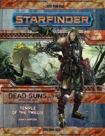 Dead Suns: Temple of the Twelve