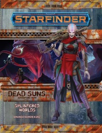 Dead Suns: Splintered Worlds