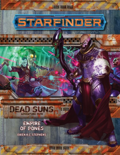 Dead Suns: Empire of Bones