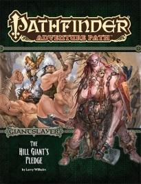 Giantslayer: The Hill Giant's Pledge