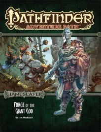 Giantslayer: Forge of the Giant God